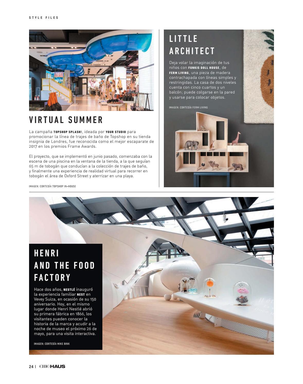 5ac04b1f05e0 Chic Haus Monterrey, núm. 227, abr/2018 by Milenio Diario Monterrey ...