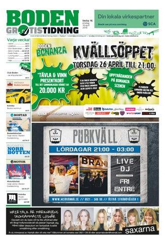 brand new e3ce6 4bbdd Boden Gratistidning by Svenska Civildatalogerna AB - issuu