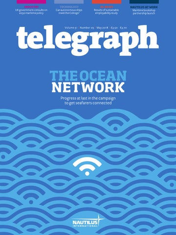Nautilus Telegraph May 2018 by Redactive Media Group - issuu