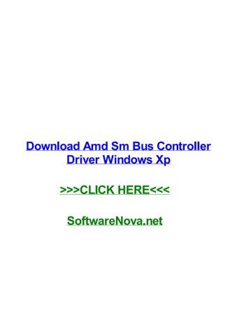 Sm bus controller driver windows xp 32 bit download | sm bus.