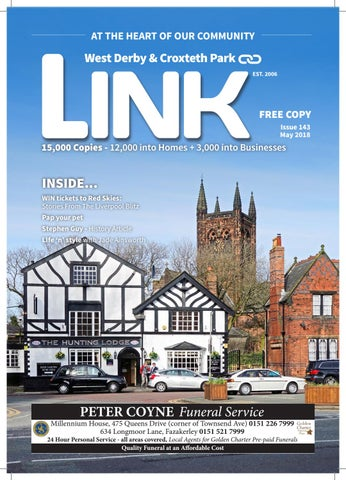 1acff888c58 West derby link may 2018 by Liverpool Link - issuu