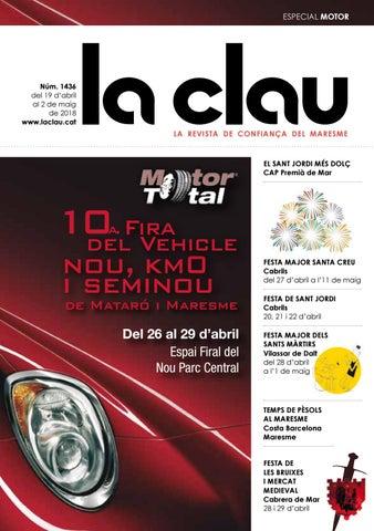 2aa0506e498a2 La clau 1436 by La Clau - issuu