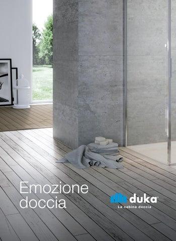 Box Doccia Duka Catalogo.Catalogo Prodotto Di Duka Emozione Doccia It By Duka Ag Issuu