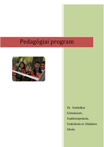 Pedagógiai program by signvelop - issuu 053a06d007