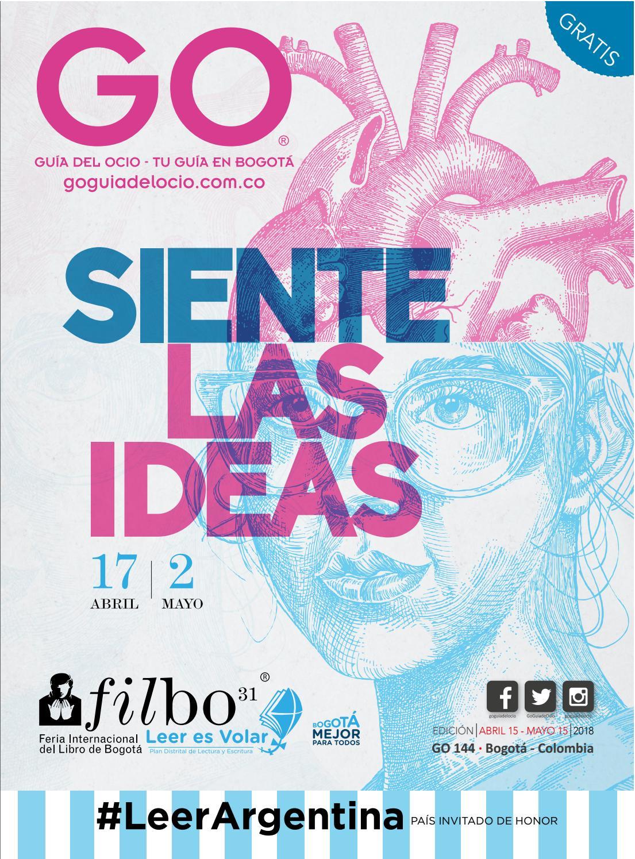 GO EDICIÓN 144 by GO Guía del Ocio - issuu