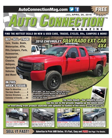 04-26-18 Auto Connection Magazine by Auto Connection Magazine - issuu fc7056a90b