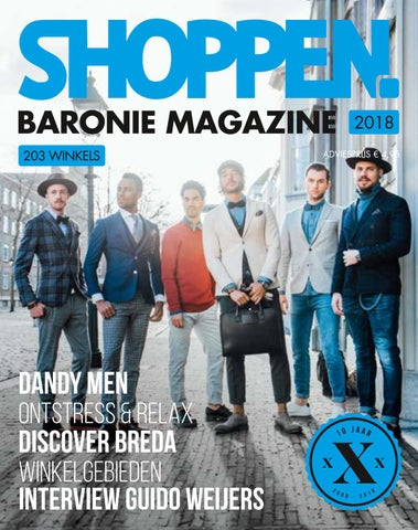 16a1c77934a0fc Shoppen Baronie Magazine 2018 by Stappen   Shoppen - issuu