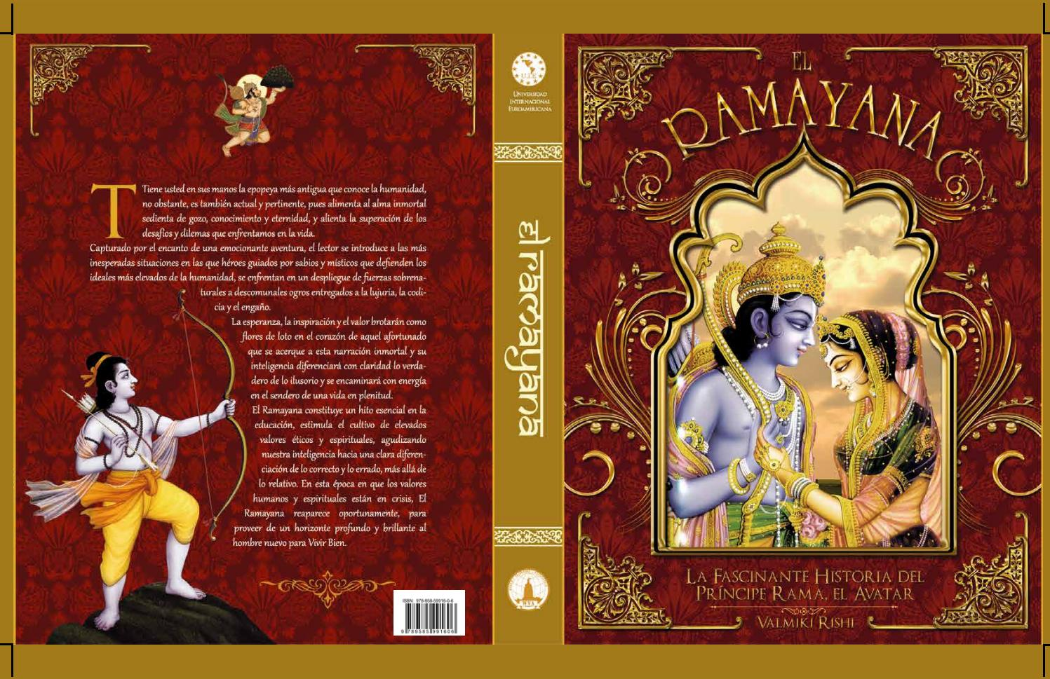 Ramayana by Seva Editorial - issuu