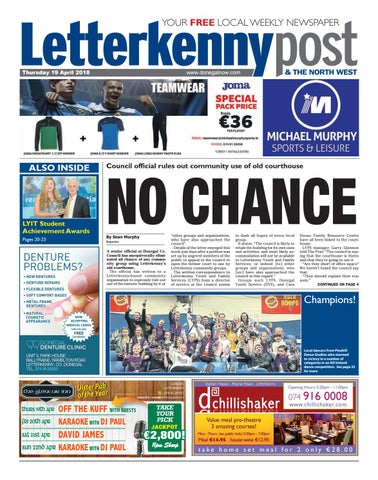 6ca82428c2e Letterkenny post 19 04 18 by River Media Newspapers - issuu