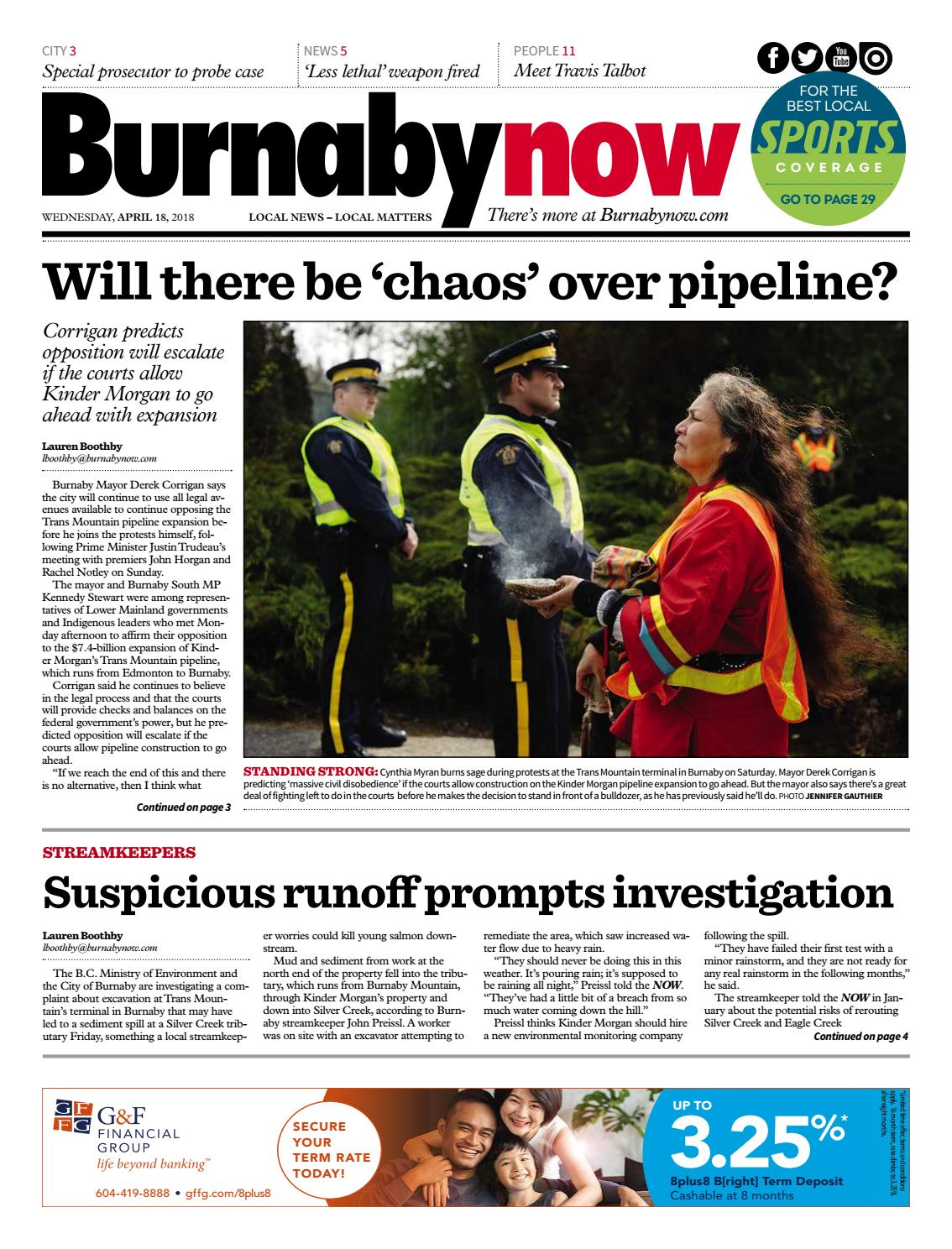 Burnaby Now April 18 2018 by Burnaby Now - issuu