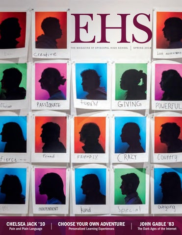 34bc88e4291 EHS Magazine Spring 2018 by Episcopal High School - issuu