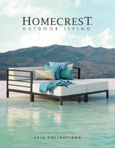 2018 Homecrest Dealer Catalog by Homecrest Outdoor Living ... on
