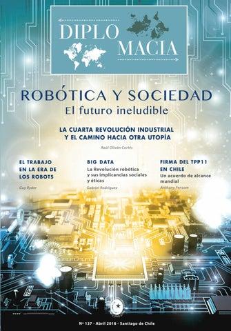 289cf128779ed Revista Diplomacia 137 - abril 2018 - Robótica y Sociedad by Apuntes ...