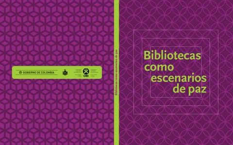 1d3c526e474 Bibliotecas como escenarios de paz by Proyecto TIC en Bibliotecas ...