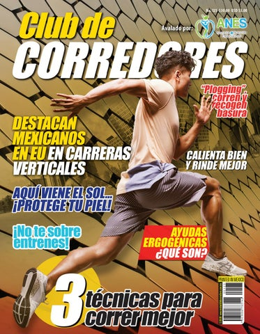 cheap for discount 716fe 55df7 Club De Corredores 125 by Evolución Laboratorio Creativo - issuu