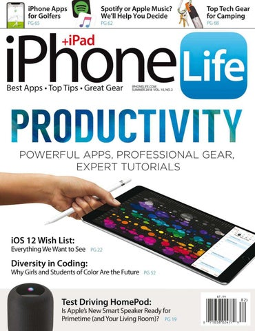 iPhone+iPad Life Magazine 2018 April by The Manager - issuu