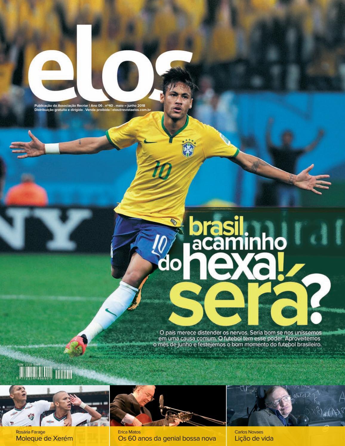Revista Elos . Maio - Junho 2018 by Revista Elos - issuu 975ed98add5bc