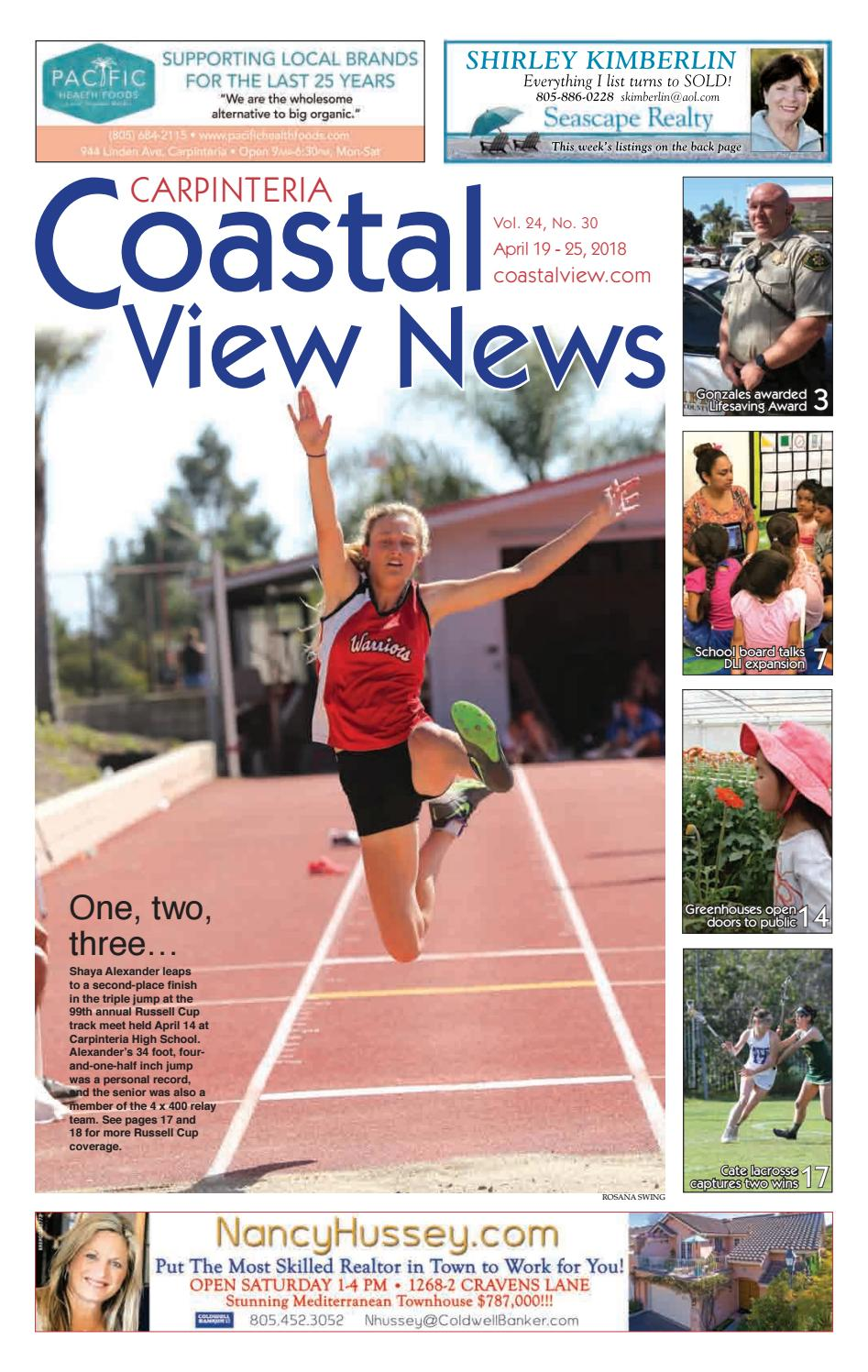 Coastal View News • April 19, 2018 by Coastal View News - issuu