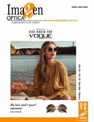 a0e09c5b8e Revista Marzo Abril 2018 by Imagen Optica - issuu
