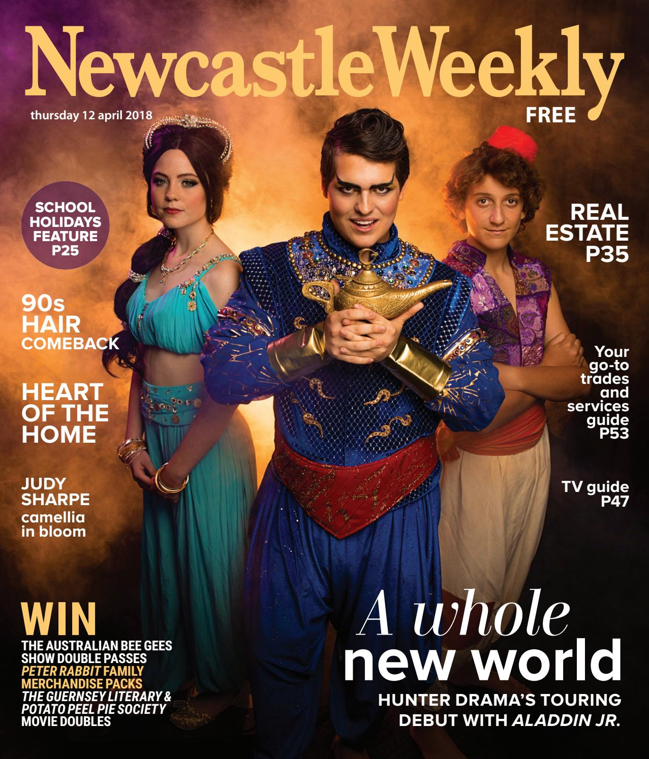 e66496123be2b7 12 April 2018 by Newcastle Weekly Magazine - issuu