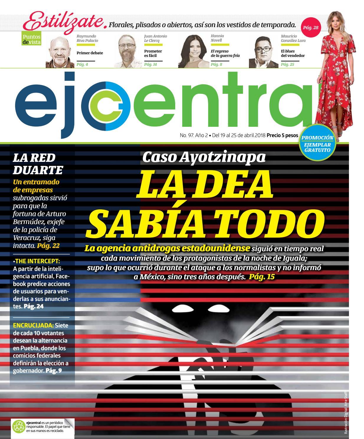 Semanario  97 by EjeCentral - issuu ad585f2a9fc
