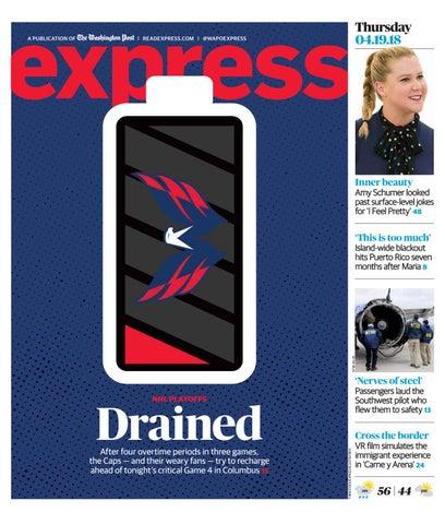 4d81a8d9618 EXPRESS 04192018 by Express - issuu