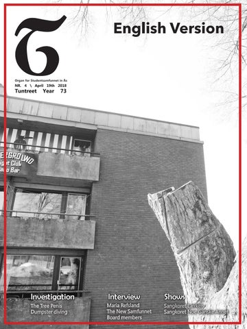 913e7f5e The 4. issue of Tuntreet by Tuntreet - issuu