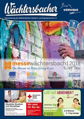 Wächtersbacher Heimatzeitung 8 2018 By Vgv Issuu