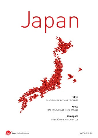 Japan Magazin 2018 By Neusta Grafenstein Gmbh Issuu