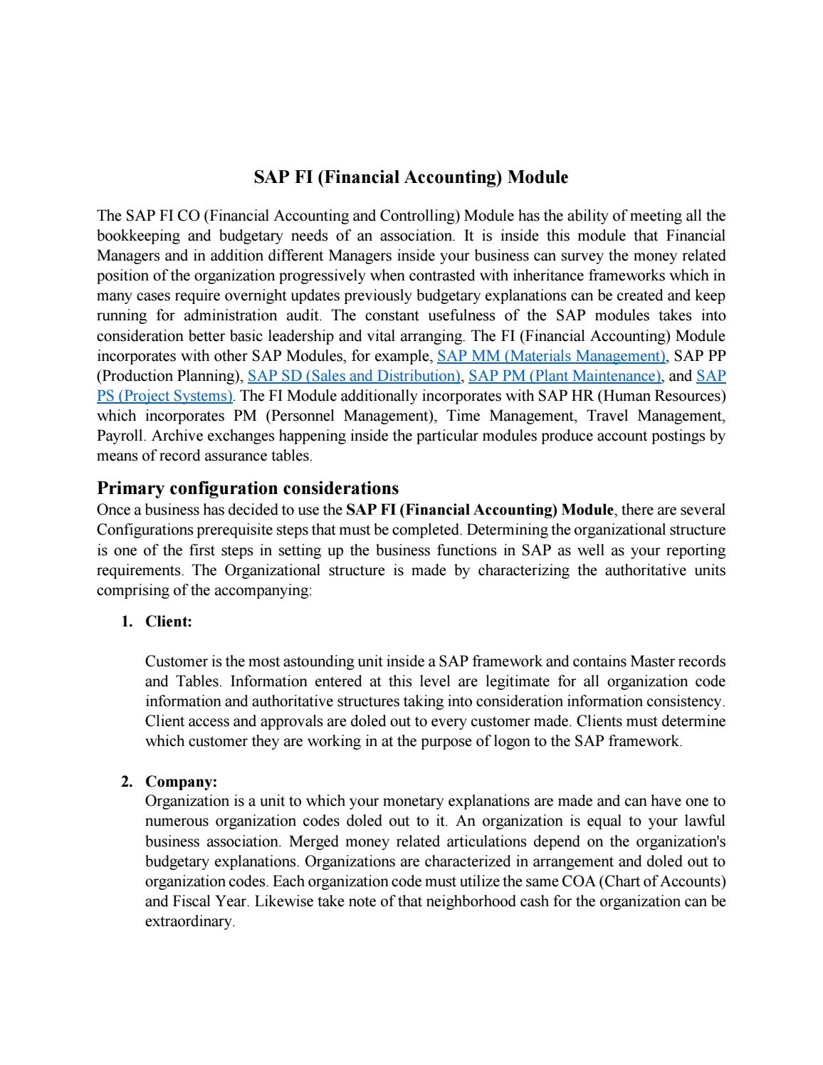 SAP Identity Management Training | SAP IDM Pdf  by kalyani