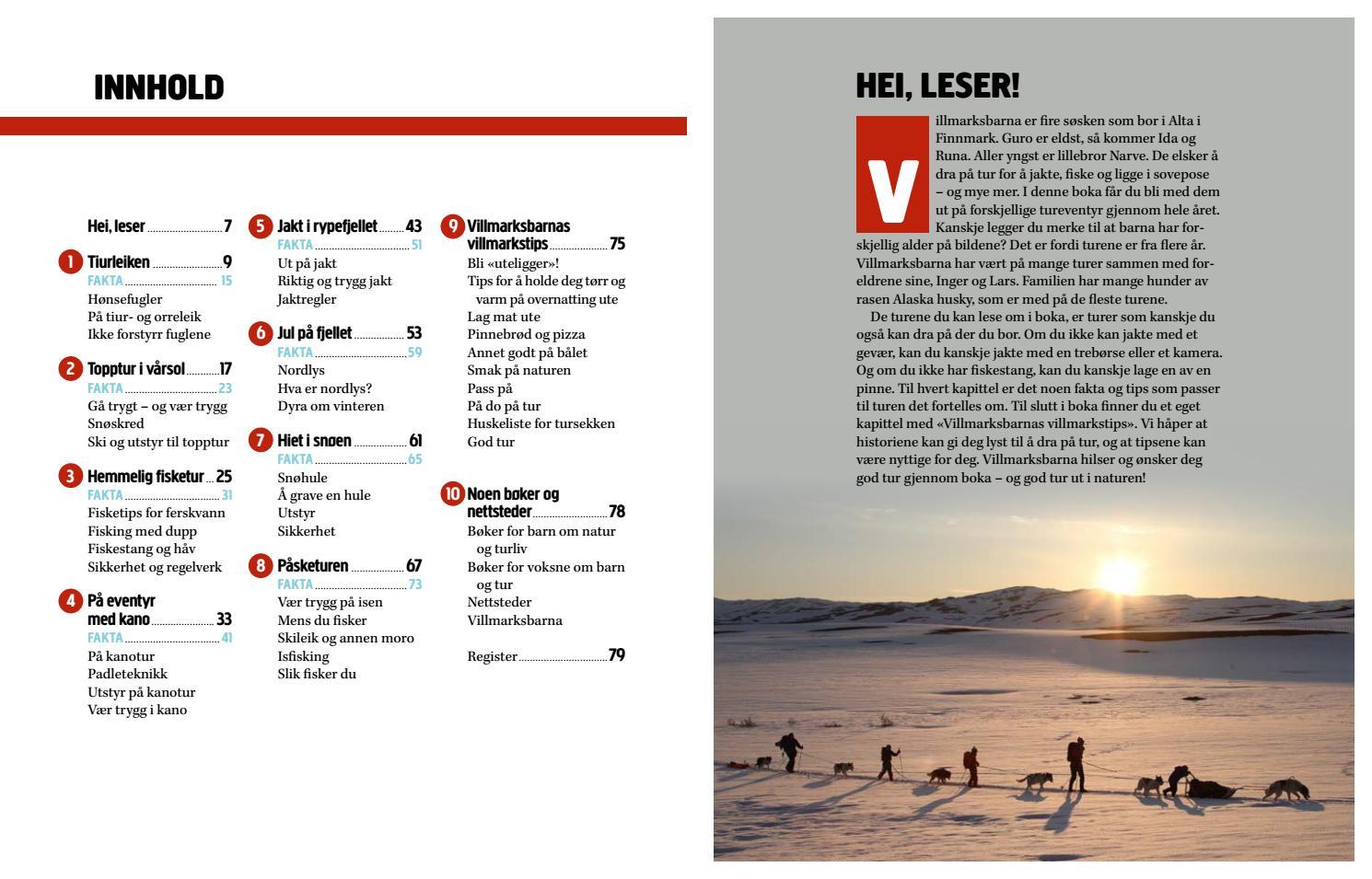 5a36fd5a7 Inger W. Krempig ; Lars H. Krempig: Villmarksbarna på eventyr by De ...
