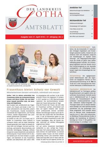 16493fbf2f5 Amtsblatt des Landkreises Gotha Nr. 06 2018 vom 21.04.2018
