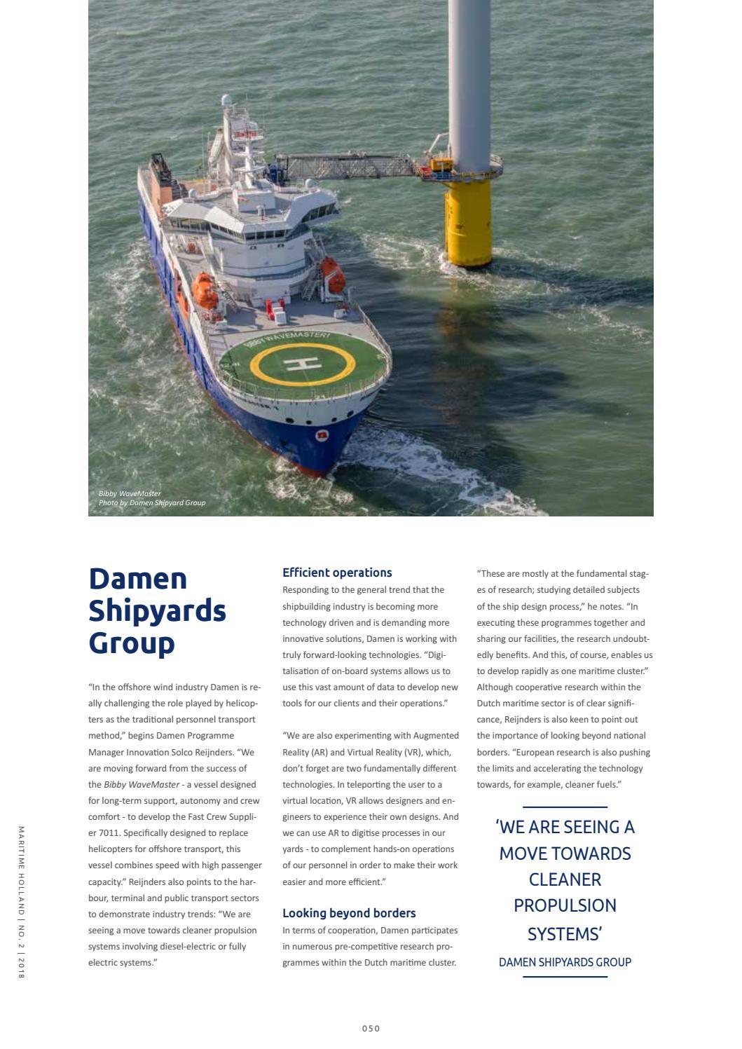 Maritime Holland #2 by Navingo BV - issuu