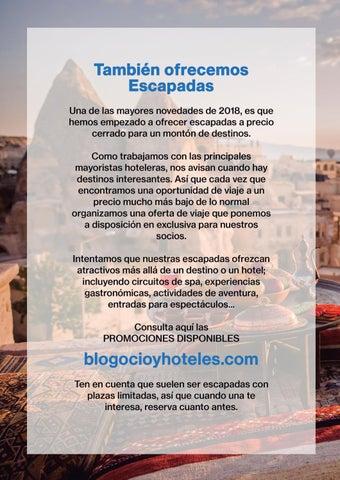 Page 12 of Ocio Hoteles Escapadas