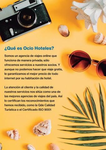 Page 3 of Ocio Hoteles ¿Qué es?