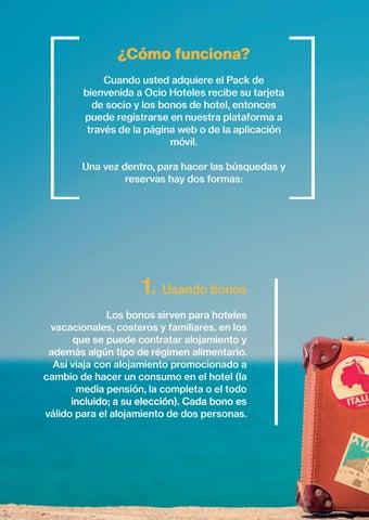 Page 4 of ¿Cómo Funciona Ocio Hoteles?