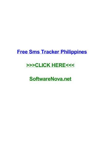 sms tracker philippines