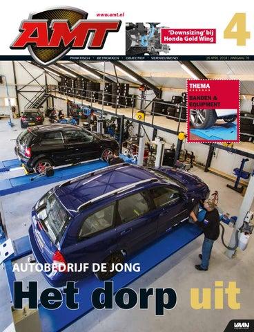 Amt Editie 4 2018 By Bb Vakmedianet Issuu
