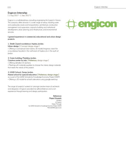 Page 22 of Engicon internship