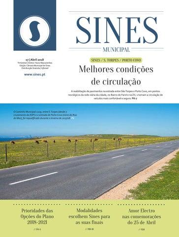d6f39d5e3d Sines municipal 17 (abril 2018) by Câmara Municipal de Sines - issuu
