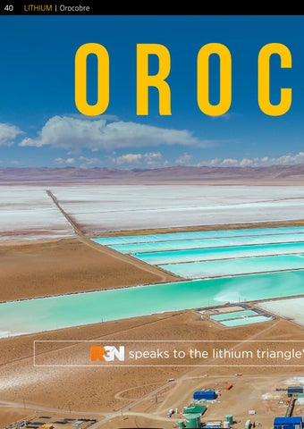 Page 40 of Lead feature - Orocobre