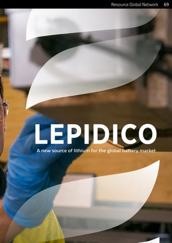 Page 69 of Lepidico