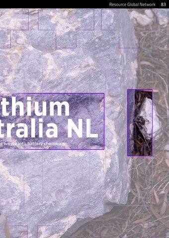 Page 83 of Lithium Australia