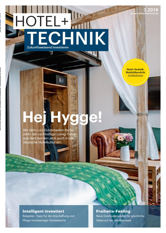 Hotel + Technik Magazine by RAI Amsterdam - issuu