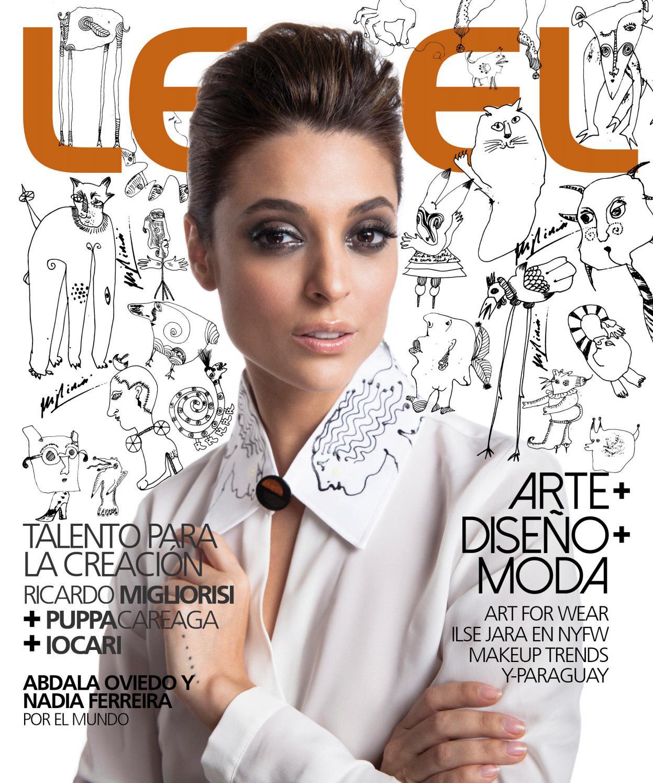 72f4aedcc3cc2 58 Arte Diseño y Moda by Revista Level - issuu