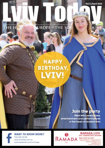 351851c2a99860 111, April 2018 by LVIV TODAY - issuu