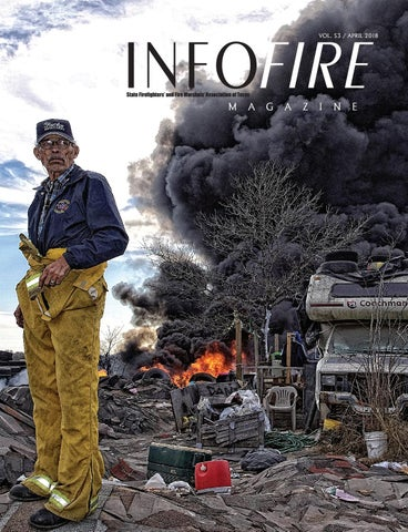 2018 Infofire Magazine By State Firefighters And Fire
