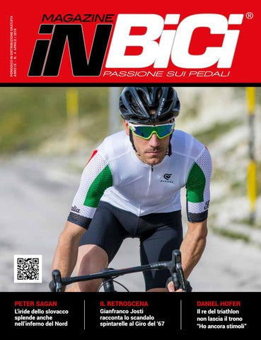 47f7988701bc iNBiCi magazine anno 10 - 4 Aprile 2018 by iNBiCi Magazine - issuu