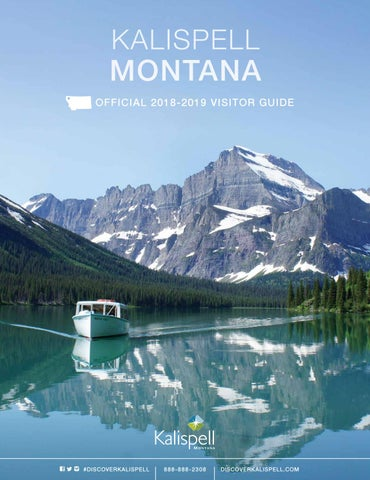 Kalispell Montana: Official 2018-2019 Visitor Guide by Kalispell
