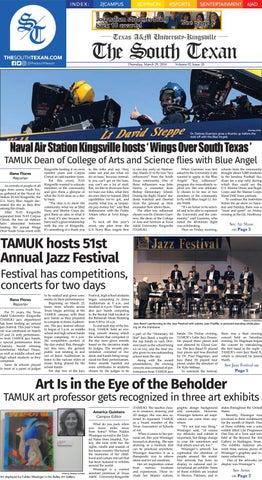 3/29/18 by The South Texan - issuu on